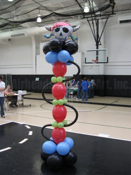 theme-beaded-column-by-airheads-balloon-art
